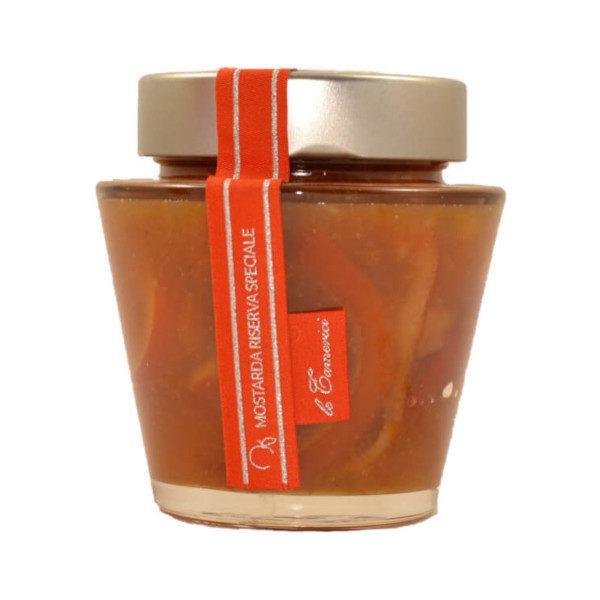 mostarda riserva speciale di arance